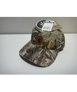 Carhartt Womens Realtree Xtra Camo Hat Color Pink Camo Size Adjustable - $25.20