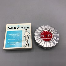 Vintage Walk-A-Matic Toy Pedometer - $9.89
