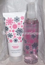 AVON Magical Feerie Shower Gel & Body Spray Set Full Size/New! - $9.40