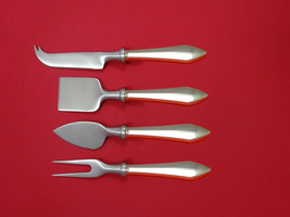 Chatham by Durgin Sterling Silver Cheese Serving Set 4 Piece HHWS  Custom - $289.00