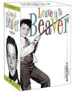 Leave It to Beaver: The Complete Series  [DVD Sets 1-6 New] Classic TV - $167.77