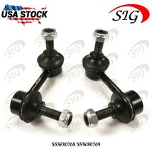 2Pc JPN New Front Left Sway Bar Stabilizer Link Kit For Honda Civic 2006-2011 - $14.84