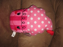 "Strawberry C UPC Ake Brand New Plush Stuffed Animal 11"" Sugar Loaf Nen Cute! - $9.99"