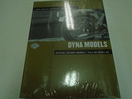2002 harley davidson dyna models service repair workshop manual factory x nine - $187.64