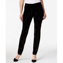 Casual Pants Alfani Womens Embossed Slim Leg We... - $10.99