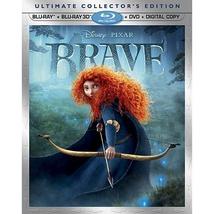 Disney Pixar Brave (Ultimate Collector's Edition: Blu-ray 3D/Blu-ray/DVD, 2012)