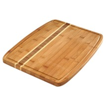 Norpro 16-Inch Cutting Boards By 12-Inch Bamboo With Juice Catching Groove - $24.74