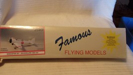Easy Build Models, Japanese Zero Model Airplane Kit Rubber Band Power #EB05 - $37.13