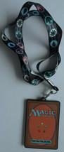 Magic The Gathering MTG Video Game ID Badge Holder Keychain Lanyard - $13.75