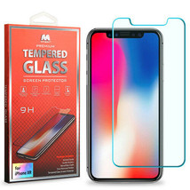 For Apple iPhone XR Premium Tempered Glass Screen Protector HD Film Guard - $7.11