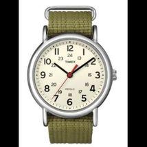 Timex Weekender® Slip-Thru Watch - Olive Green - $44.99