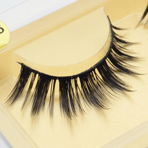 Visofree® Supernatural Handmade False Eyelashes Eyelash Strip Mink Lashe... - $4.25