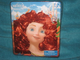 Girls Brave Merida Disney Parks Costume Wig. Brand New in Factory Package for 3+ - $22.00