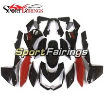 Fairings for Kawasaki Z1000 2010 2011 2012 2013 14 2015 ABS Red Black Body Frame - $380.34