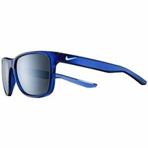 NEW Nike Flip EV0990 410 Game Royal Blue Sunglasses with Grey Lenses & N... - $79.15