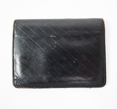 cf9ca7335bdd Authentic Gucci Vintage Bifold Leather Card Holder Wallet - £85.83 GBP