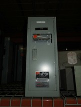 FPE QMQB1036VR 100A 3p 600V Single Fusible Switch Unit Used - $1,000.00