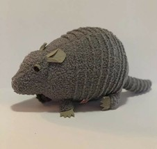 Rare DAKIN 1980 Plush Armadillo Stuffed Animal Toy Grey - $40.98