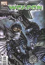 Weapon X (2002 series) #24 [Comic] [Jan 01, 2002] Marvel - $3.91