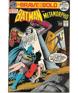 The Brave and the Bold Comic Book #101, DC Batman and Metamorpho 1972 VE... - $27.01