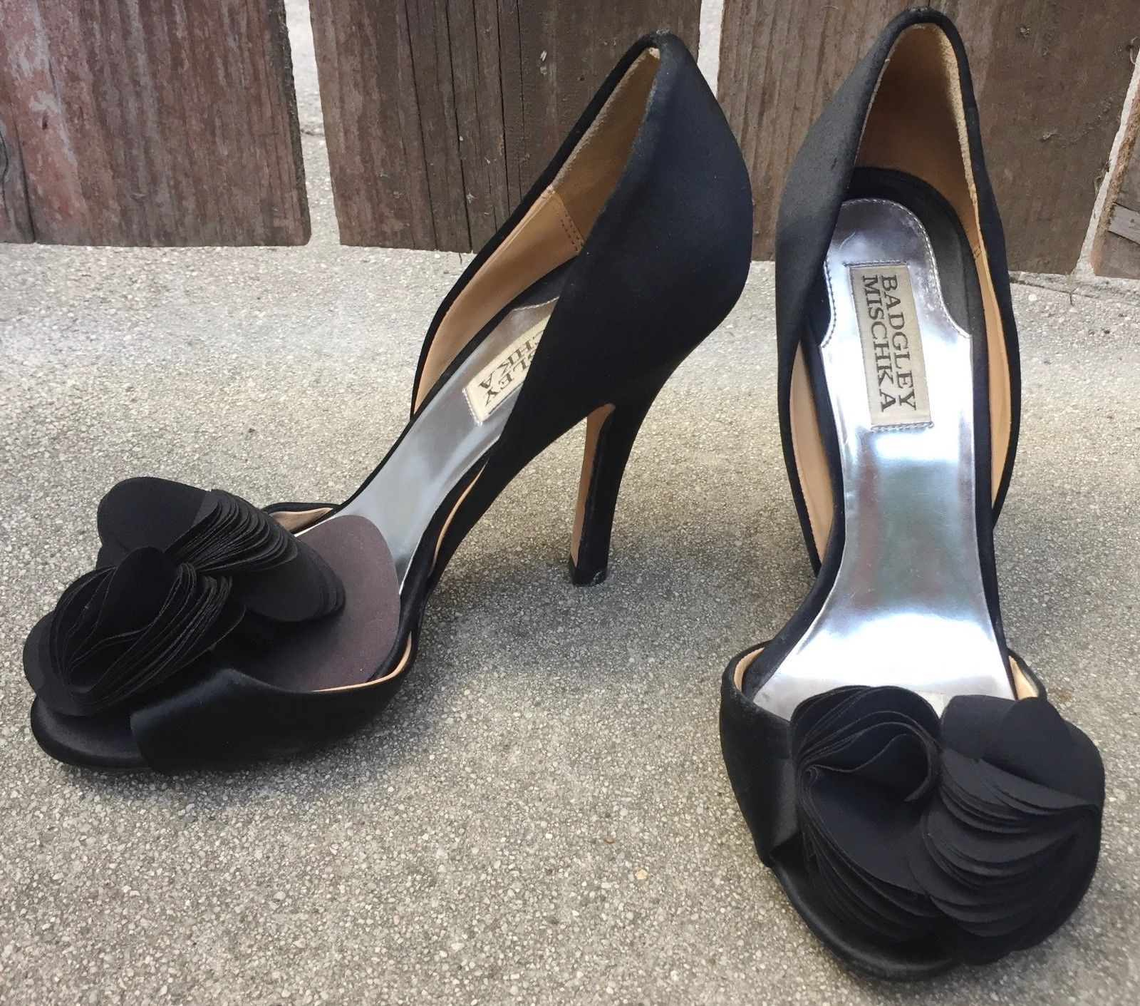 82f197c06d1e Badgley Mischka Randall Peep Toe Sz 6 M and 28 similar items