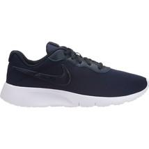 Nike Tanjun (GS) Obsidian Navy White Kids Running Shoes 818381 407 - $44.95