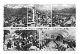 Austria Innsbruck Grossgasthof Breinossl Guesthouse Inn Hotel Multiview ... - $5.99