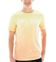 Arizona Graphic T Shirt Tee Island Yellow North Shore New Sizes S, M, L  - $9.99
