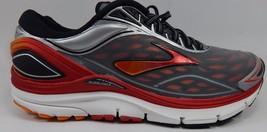 Brooks Transcend 3 Men's Running Shoes Size US 8.5 M (D) EU 4 Silver 1102181D138
