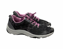 Vionic Tourney Athletic Sneakers Running Comfort Shoes Leopard Size 7 - $45.99