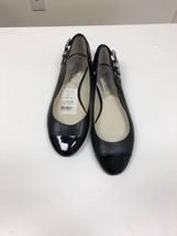 Michael Kors  Cap Toe Bow Ballet Flats Women's SIZE 5.5  Black Brand New - $84.15