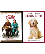 Meet the Parents (2001)/Marley and Me (2008) Widescreen DVD's - $5.99