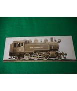Vintage Hobi Timber Company Railroad Engine No.2 Photo and Specs - $15.79