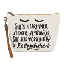 Shes a Dreamer cosmetic bag  - $25.95