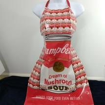 Campbell Soup Vintage Laminate Apron - $14.85
