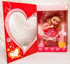 Valentine Darlings Kelly Doll Valentine's Day Gift 2003 Little Sister of Barbie - $12.82