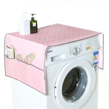 Appliance Dust Cover Refrigerator Washing Machine Oven Waterproof Protec... - £4.73 GBP