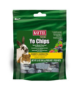 Kaytee Forti-Diet Yo Chips Yogurt Drops Bunny Guinea Pig Berry Blend 3.5 Oz - $5.95