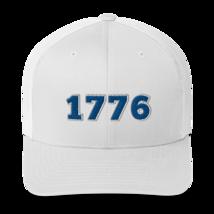 Betsy Ross hat / 1776 hat / betsy Ross Trucker Cap image 2