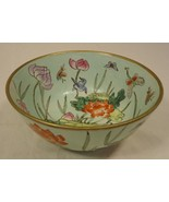 Designer Decorative Bowl 9in x 9in x 4in 64-58z Vintage Ceramic - $46.55 CAD