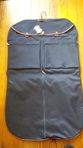 Vintage American Tourister Luggage Traveler Garment Suit Bag Blue - $26.72
