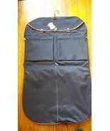 Vintage American Tourister Luggage Traveler Garment Suit Bag Blue - $26.72