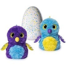 Hatchimals Glittering Garden - Hatching Egg - Interactive Creature – Shi... - $80.75