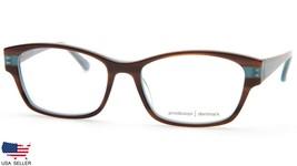 Prodesign Denmark 1751 c.6434 GREY-BROWN Eyeglasses Frame 53mm (Display Model) - $63.21