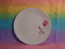 """Johann Haviland Summer Rose Bread Plate 6"""" - $5.20"""