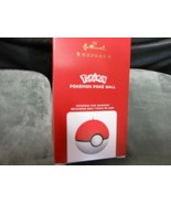 "Hallmark Keepsake ""Pokemon Poke Ball"" 2020 Limited Edition Metal Ornamen... - $20.69"