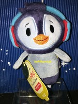 Hallmark Itty Bittys Jaz The Penguin 2015 Limited Edition Northpole Retired - $15.99