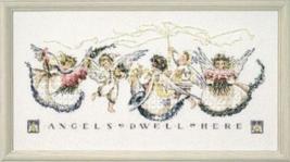 "MD25 ""Angel Proclamation"" Mirabilia Chart + MH BEADS - $44.54"