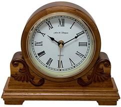 Fox and Simpson FSSW345 Buckingham Oak Mantel Clock - $86.02