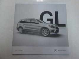 2015 Mercedes Benz GL-Class Sales Brochure Manual Factory Oem Dealership - $10.39